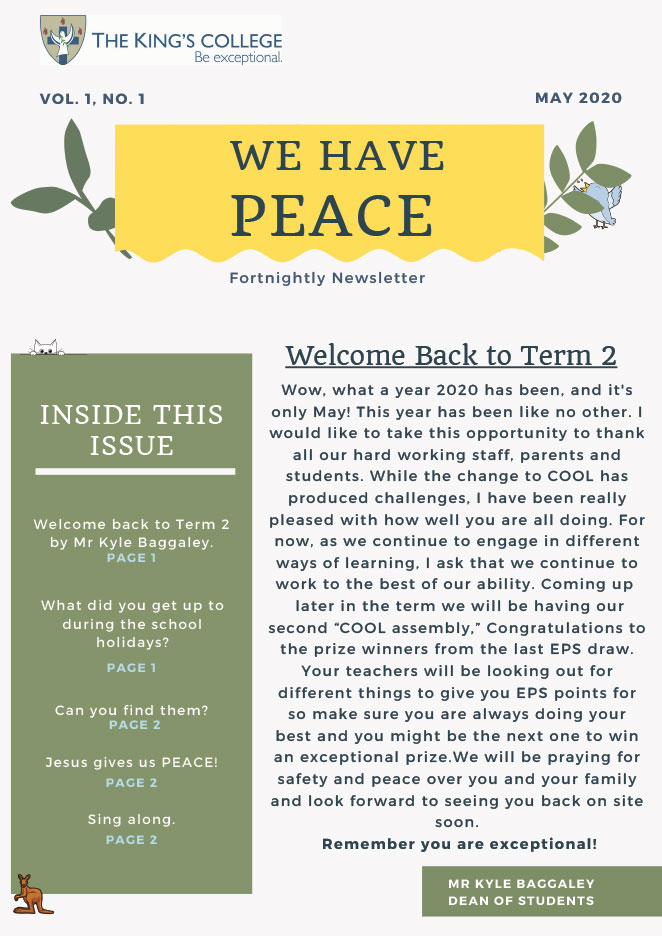 4-6-Primary-Wk-1-Newsletter-1-page-1