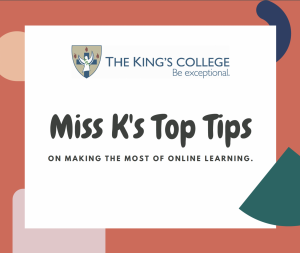 Feature Image - Miss K's Top tips