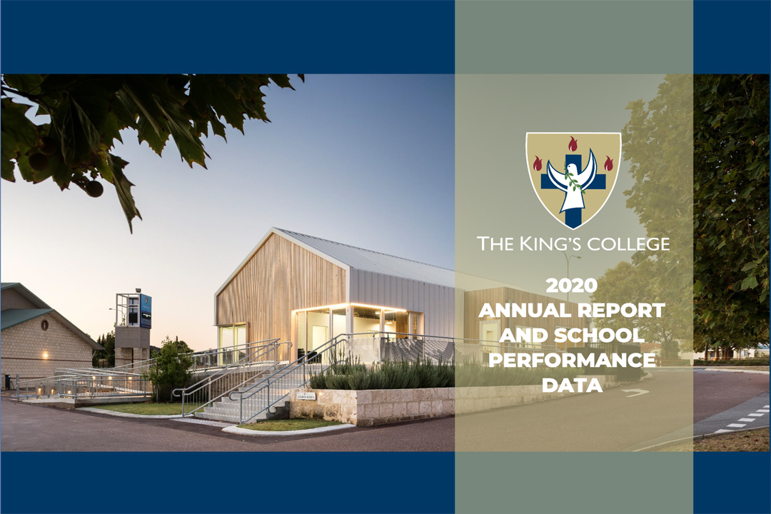 Annual Report Banner - 2020