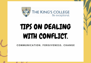 Feature Image Dealing with conflict