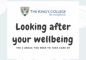 Feature image - Looking after your wellbeing